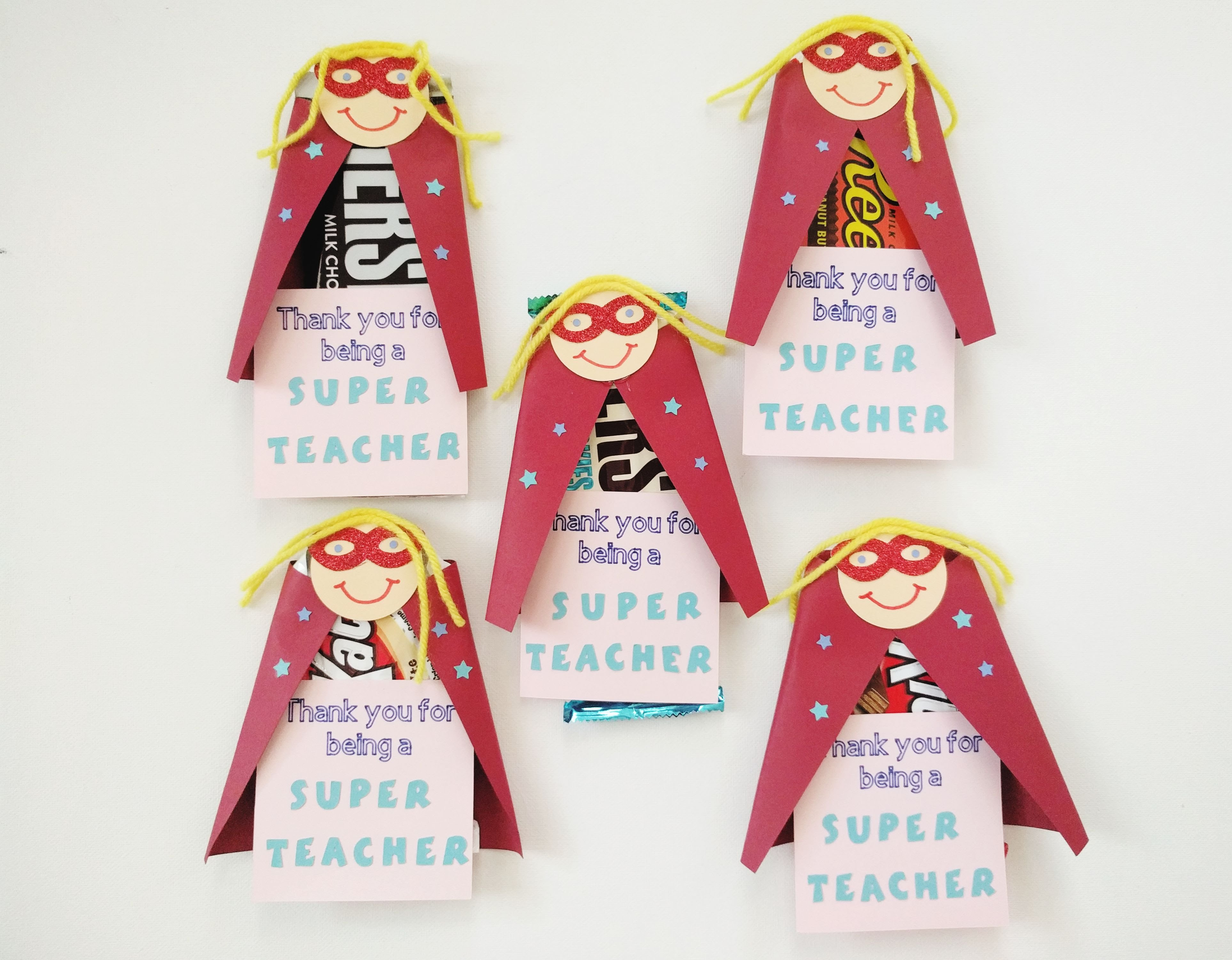 Teacher Super Hero