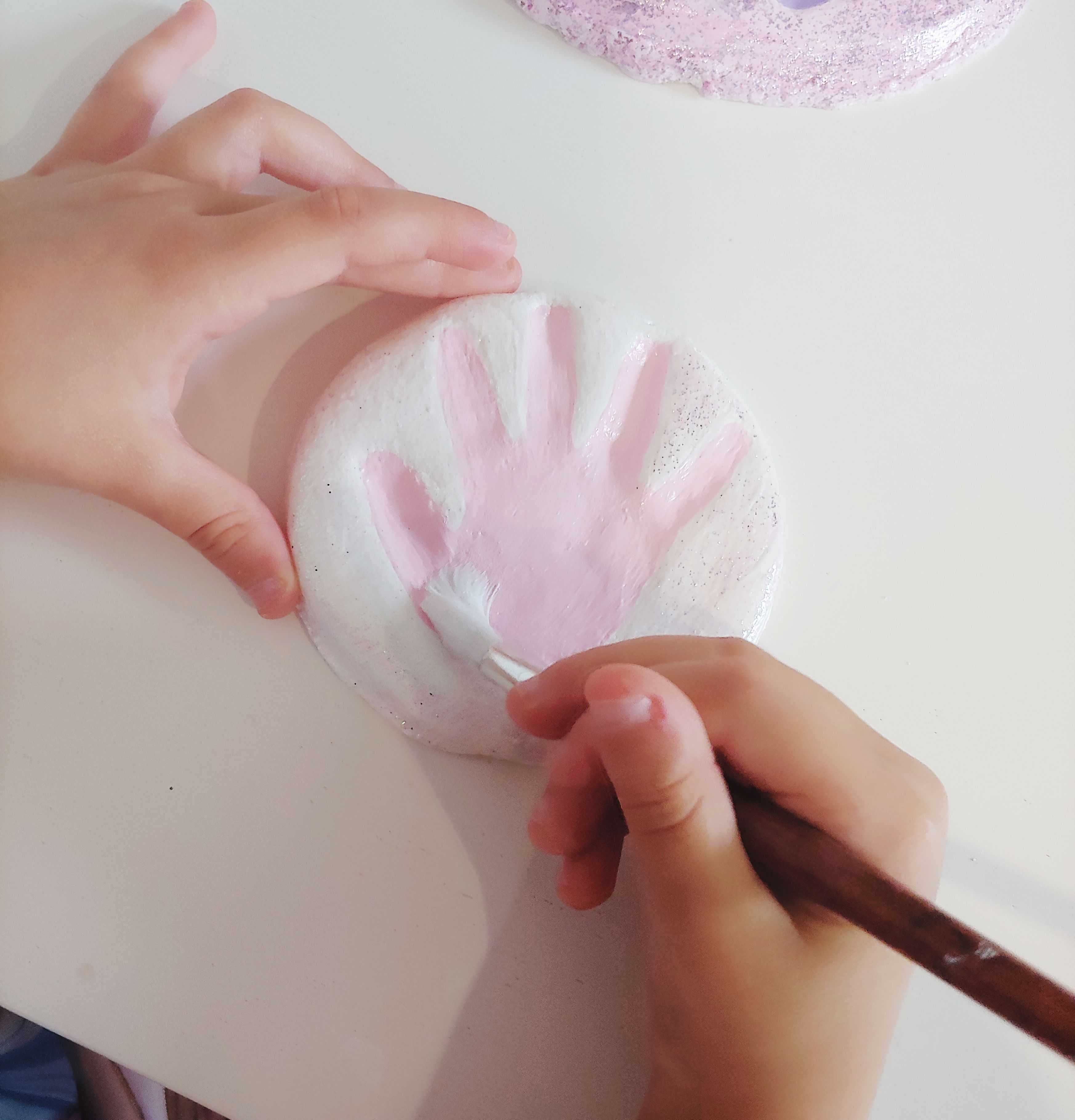 ​Keepsake Handprints
