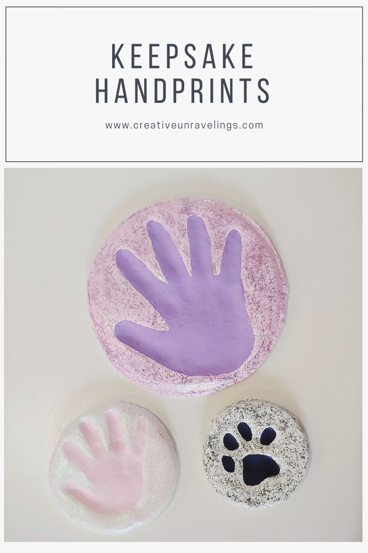 Keepsake Handprints