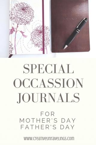 Mothers day Fathers day ideas